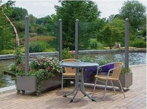 fink wintergarten berdachungen windschutz sichtschutz. Black Bedroom Furniture Sets. Home Design Ideas